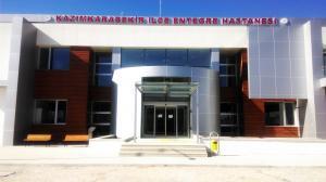 KAZIMKARABEKİR İLÇE ENTEGRE HASTANESİ / KAZIMKARABEKİR / KARAMAN
