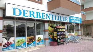 Derbentliler Market