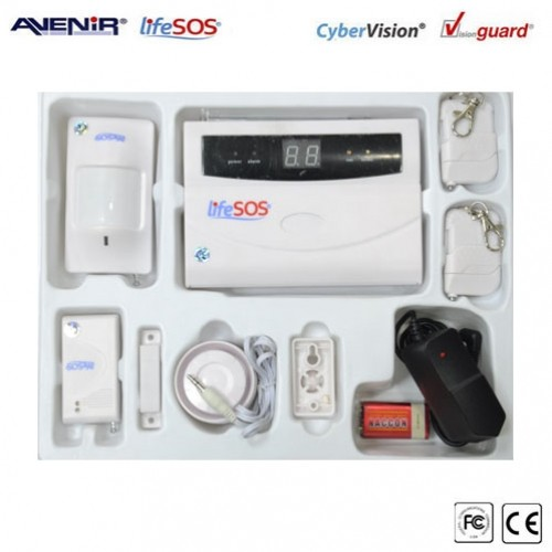 Alarm Sistemi Kutu İçeriği