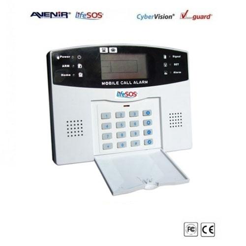 Alarm Sistemi Şifre Paneli