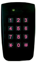 Kartlı ve Şifreli Geçiş Kontrolü